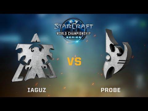 StarCraft 2 - iaguz vs. Probe (TvP) - WCS Jönköping Challenger OC SEA - Qualifier LF