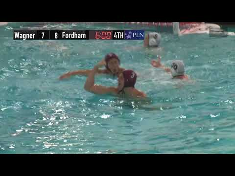 Fordham Water Polo vs. Wagner - October 18, 2017