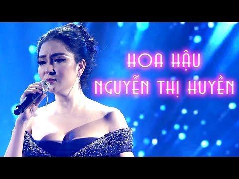 Million Years Ago Hoa hậu Nguyễn Thị Huyền hát tiếng Anh chuyên nghiệp