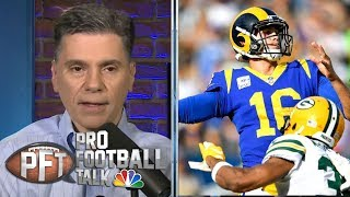 Who ya got: Dak Prescott or Jared Goff? | Pro Football Talk | NBC Sports
