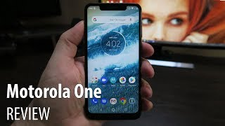 Motorola One In-Depth Review (Android One Midrange Phone)