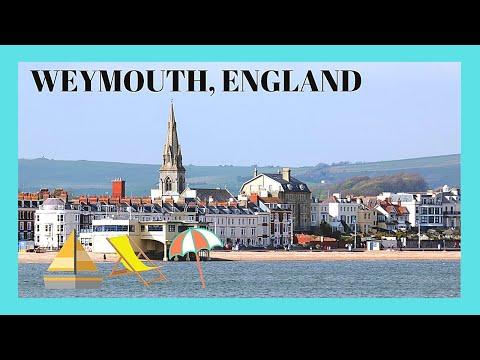 A walking tour of spectacular Weymouth (Dorset, England)