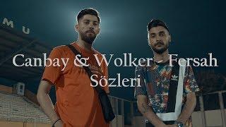 Canbay & Wolker - Fersah | Sözleri - Lyrics Resimi