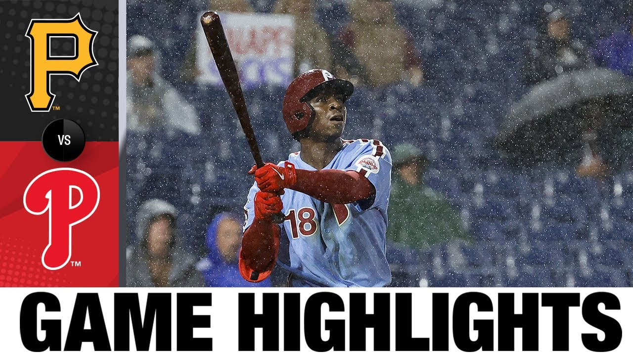 Download Pirates vs. Phillies Game Highlights (9/23/21) | MLB Highlights