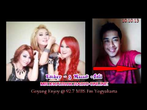 Ember - 3 Macan Asli 101013 Radio Komedi Online Mr X Katrok