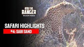 Idube Safari Highlights #4: 10 - 17 May 2009 (Latest Sightings) #youtubeZA
