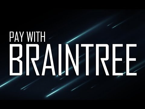 PHP - Pay with BrainTree Integration