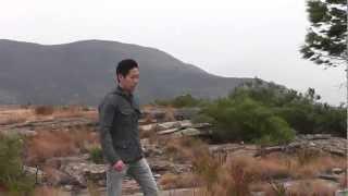 Storm in the Drakensberg