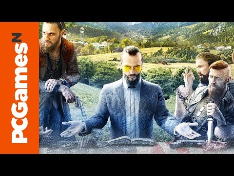 46 minutes of NEW Far Cry 5 gameplay