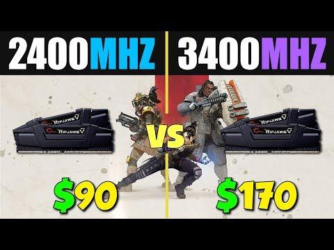 Intel Vs RAM Speed | Is Faster RAM Better?
