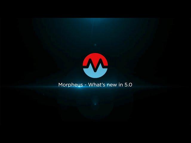 What's new in Morpheus 5.0 - Webinar