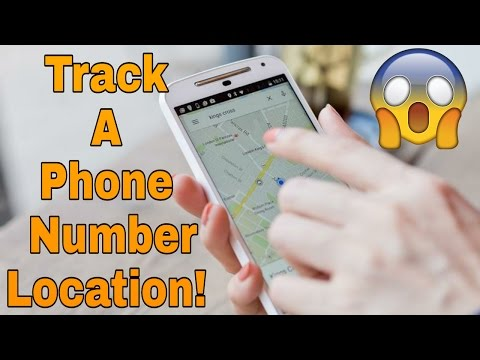 How To Track A Phone Number Location?
