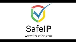 Fake Ip with SafeIP Pro VPN Key - check 12/2016