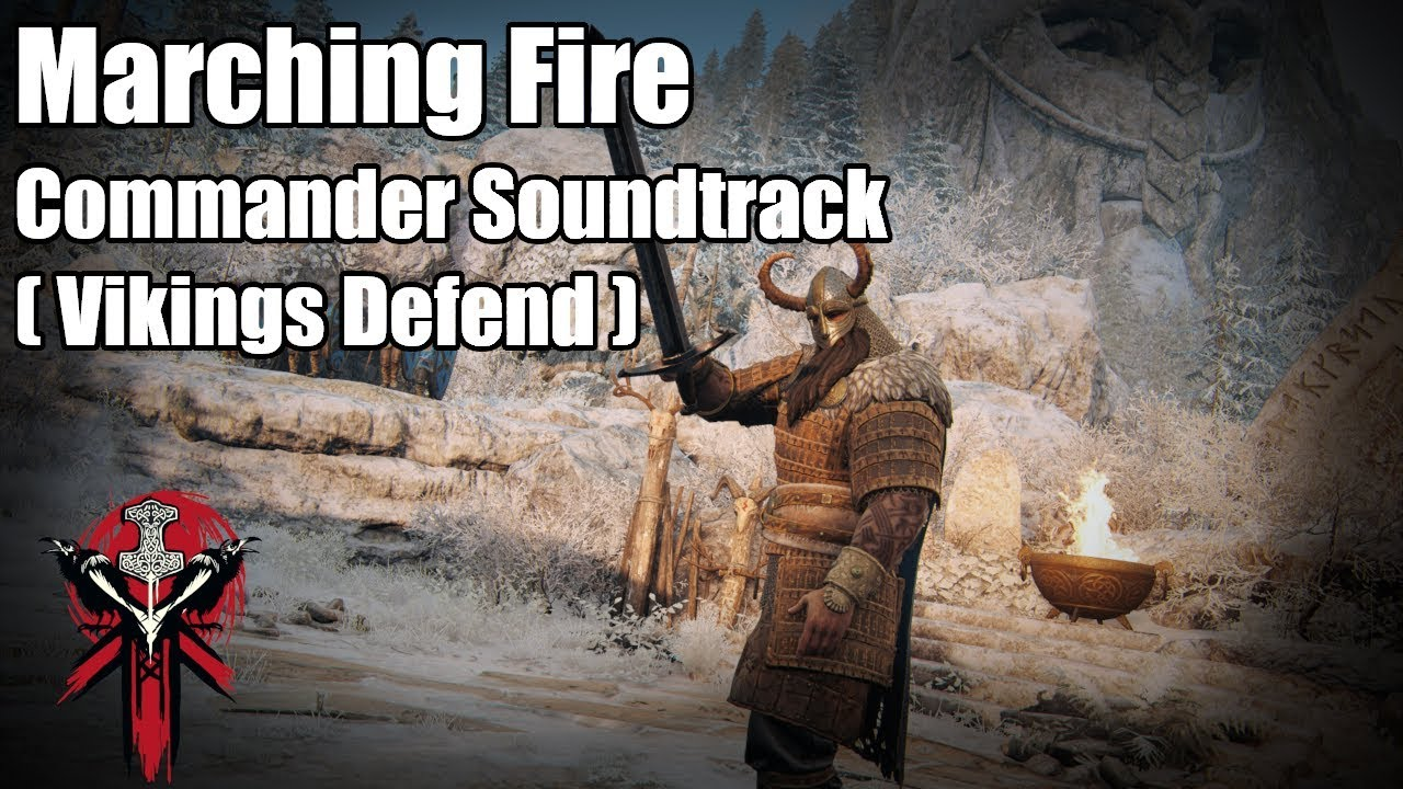 For Honor Marching Fire: Breach Commander Soundtrack