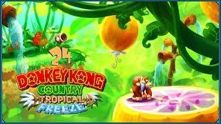 Donkey Kong Country: Tropical Freeze #24 - Owocowe szaleństwo ii
