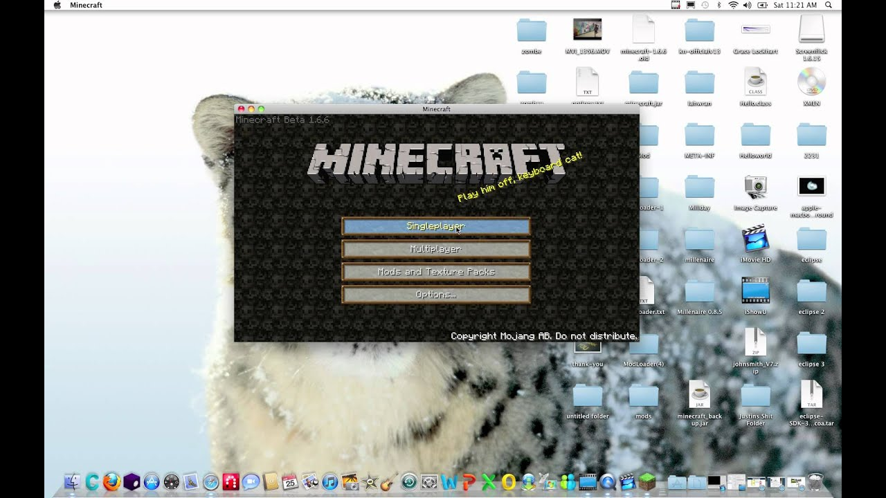 how to add mods to minecraft mac