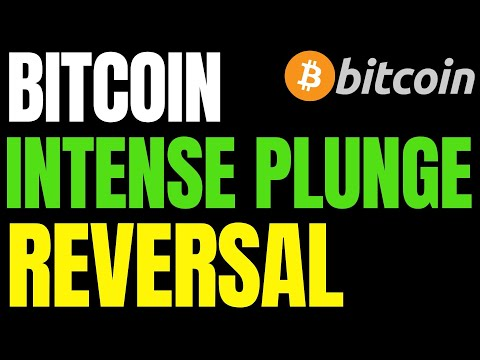 Bitcoin Price Will Quickly Reverse From Intense Plunge Because Of These 3 Main Factors | BTC News