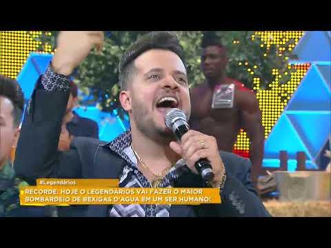 João Neto e Frederico põe a plateia para dançar com hit Cê Acredita