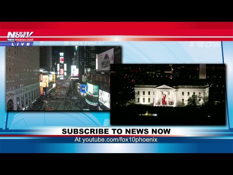 FNN: Serious earthquake rattles Alaska, Red Ribbon hung at White House for World AIDS Day