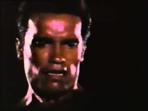 Arnold Schwarzenegger In Commando 1985 TV Trailer #1