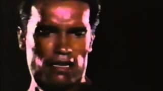 Arnold Schwarzenegger in Commando 1985 TV trailer #1