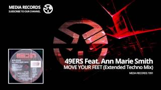 49ers feat. Ann Marie Smith - Move Your Feet (Extended Techno Mix) 1991