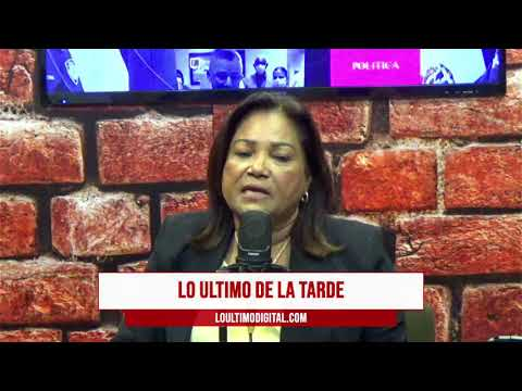 Entrevista  Julia Drullard, Gobernadora de la Provincia Santo Domingo