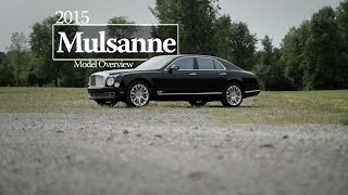 2015 Bentley Mulsanne Driving Review | Defining Luxury & Performance