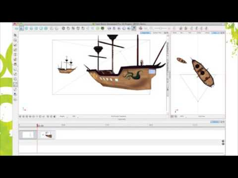Storyboard Pro 3D Service Pack 1 Demo