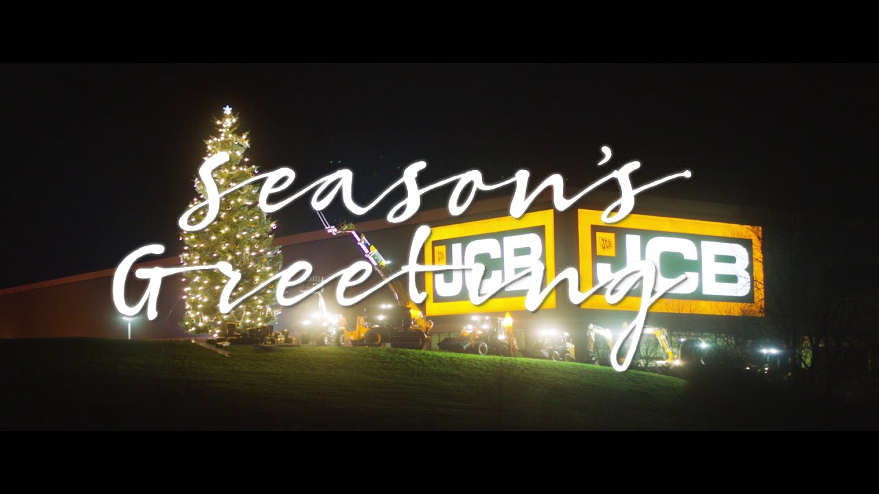 JCB Christmas Film 2017