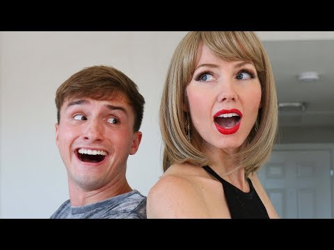 I HIRED A TAYLOR SWIFT IMPERSONATOR FOR A DAY