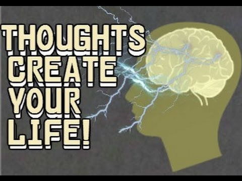 Let Your Thoughts Determine Your Destiny! (Full Book) - Law Of Attraction