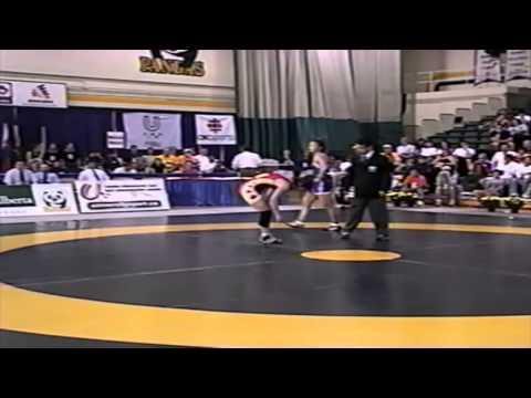 2002 World University Championships: 55 kg Tonya Verbeek (CAN) vs. Seiko Yamamoto (JPN)