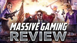 Massive Gaming - SAINTS ROW 4 review