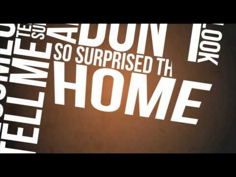 Rough Hands by Alexisonfire // Kinetic Typography by Liam Wells // UNFINISHED