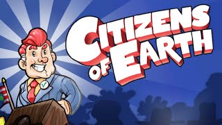 Citizens of Earth (Wii U) Review | 8-Bit Eric
