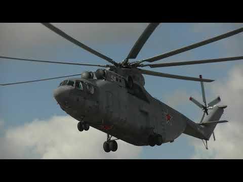 Полеты армейской авиации в Псковской области