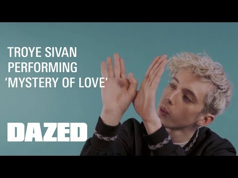 Troye Sivan recites 'Mystery of Love'
