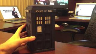 The Augmented Reality TARDIS: It