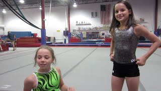 Friends and Family Gymnastics with Acroanna