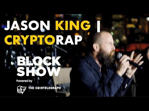 CRYPTO RAP by YT CRACKER (Bryce Case Jr & Jason King) | BITCOIN BARON