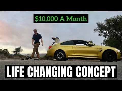 This ONE Concept Led Me To Passing $10,000/Month