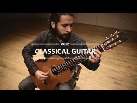 Pathways Department Insight - Music: Classical Guitar Option