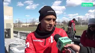 Yoshimar Yotún: el entrenamiento táctico y su forma de jugar con la Selección Peruana