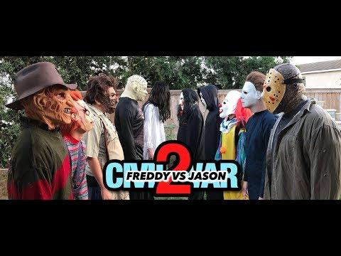 FREDDY VS JASON CIVIL WAR 2