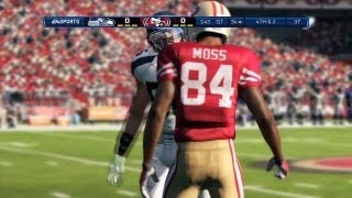 Madden 13 - Gameplay (From E3) - Seattle Seahawks vs San Francisco 49ers