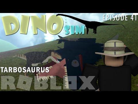 TARBOSAURUS  - Dinosaur Simulator EP.41