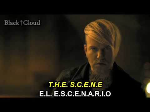 Eskimo Callboy - The Scene ft. Fronz (Sub Español | Lyrics)