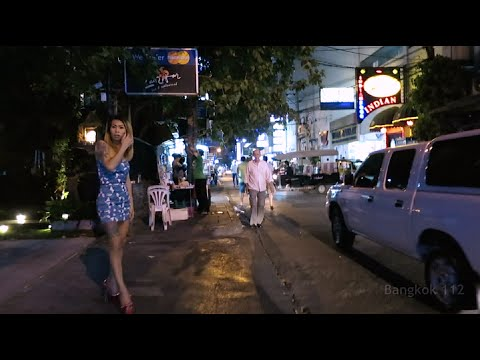 Bangkok Walk Around - Sukhumvit Soi 11 - May 2015