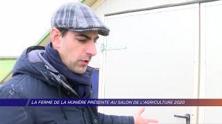 Yvelines | La ferme de la Hunière présente au salon de l'agriculture 2020